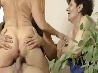anal granny some