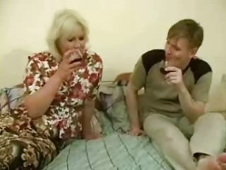 big drunk mamma receives fucked by legal age
