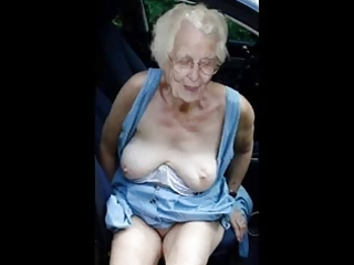hot and excited grandmas